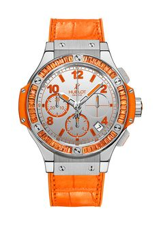 Big Bang Tutti Frutti Orange Mirror 41mm Chronograph watch from Hublot