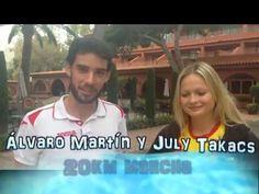 Reportaje sobre la concentración de marcha de la selección española en Benicassim.
