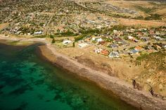 A view of the City of Marion's coastline, South Australia.