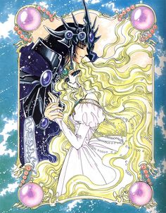 Magic Knight Rayearth- the love plot twist that sent me reeling.