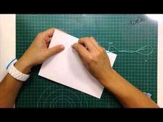 Cómo crear tu propia plantilla para bordar en los proyectos de scrap - T...