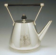 Christopher Dresser 1834-1904 (a designer with an eerily modern sensibility) TEAPOT