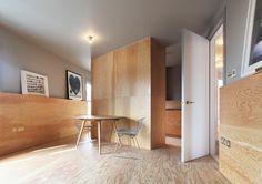 Sulgrave Road Apartments  / Teatum+Teatum
