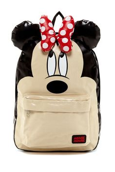 Loungefly Minnie Mouse Backpack by Loungefly on @HauteLook