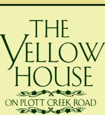 CLICK HERE FOR HOME PAGE of The Yellow House Bed and Breakfast on Plott Creek Road, Waynesville, North Carolina, NC, in the Blue Ridge and Great Smoky Mountains