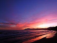 https://flic.kr/p/wamPBU   Crepúsculo   Atardecer en la costa del Mediterráneo, Marbella, España.
