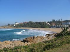 Ramsgate - one of the most beautiful and popular beaches on the Kwazulu Natal South Coast.