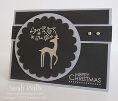 Simply Dashing Dasher by willsygirl - Cards and Paper Crafts at Splitcoaststampers