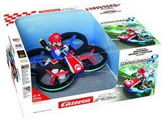 Carrera RC - Drone Nintendo Mario-Copter, 30 x 37 cm (370503007) - http://www.midronepro.com/producto/carrera-rc-drone-nintendo-mario-copter-30-x-37-cm-370503007/