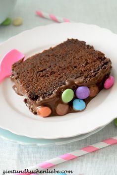 Schoko-Cola Kuchen