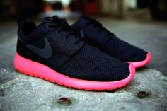 Nike Roshe Run. I'm obsessed with these!