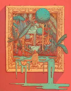 http://www.digitalartsonline.co.uk/news/illustration/illustrator-wenyi-geng-on-her-delightfully-warm-surreal-worlds-inspired-by-japanese-manga/