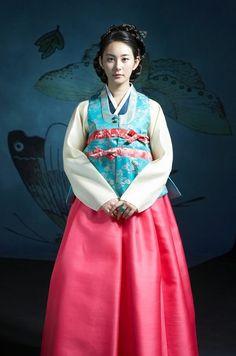 Beautiful Korean Costume