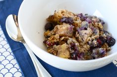 baked oatmeal by annieseats, via Flickr