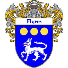 Flynn Coat of Arms http://irishcoatofarms.org/ has a wide variety of products with your surname with your coat of arms/family crest, flags and national symbols from England, Ireland, Scotland and Wale