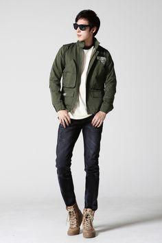 Cool #menfashion #casualwear #streetstyle