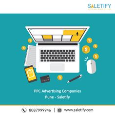 Pay per Click Advertising Pune - Saletify Pay-per-click is used to assess the cost effectiveness and profitability of internet marketing. Saletify helps you to analyze your selling proposition and niche & improve your conversion rate optimizations. Pay Per Click Marketing, Pay Per Click Advertising, Advertising Services, Online Advertising, Marketing Online, Digital Marketing Strategy, Internet Marketing, Social Marketing, Pune