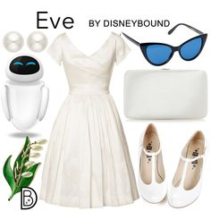 DisneyBound is meant to be inspiration for you to pull together your own outfits which work for your body and wallet whether from your closet or local mall. As to Disney artwork/properties: ©Disney Disney Character Outfits, Disney Themed Outfits, Character Inspired Outfits, Disney Dresses, Disney Bound Outfits Casual, Casual Cosplay, Cosplay Outfits, Dapper Day Outfits, Cute Outfits