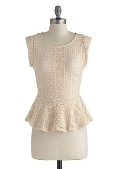 Graceful of Ideas Top, #ModCloth