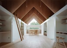 Koya No Sumika by mA-style architects http://www.dezeen.com/2013/09/23/koya-no-sumika-house-extension-by-ma-style-architects/