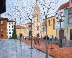 cuadro de Oviedo