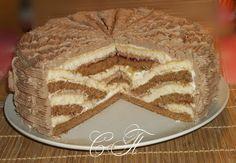 Иногда делать просто тортик надоедает. Хочется чтобы его разрезали, а там!!! Не всё как у людей, короче)) Видела где-то такой разрезик на торте, но никак не могла…