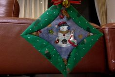A cute christmas tree decoration /homemade try it out.
