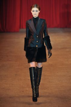 christian siriano fall 2013: a night at the opera