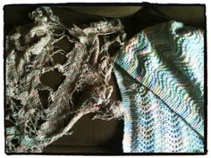 Guest Post: Fan and Feather Lovey — Free Pattern | Alaska Knit Nat