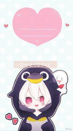 Mafumafu Give us the artist name Anime Chibi, Kawaii Anime, Kawaii Chibi, Cute Chibi, Kawaii Cute, Kawaii Girl, Anime Manga, Anime Art, Vocaloid