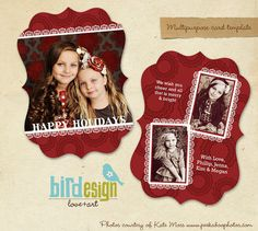 templates for Christmas cards,