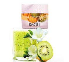 Vitaminpeeling für ein glattes, ebenmäßiges Hautbild voller Ausstrahlung: Unser Fruchtpeeling enthält feinste Frucht-Partikel, die für einen erhöhten Peeling-Effekt sorgen. So wird die Haut von allem befreit, was nicht auf ihre Oberfläche gehört – und ein neuer, klarer Teint kommt zum Vorschein. Genial!  Entfernt gründlich abgestorbene Hautzellen! Die Haut wirkt ebenmäßig, strahlender und frischer! Verbessert das Hautbild spürbar!