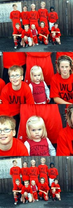 """""""Wu-Tang"""" Photobomb   The 22 Absolute Best Photobomb Faceswaps"""