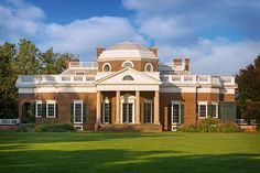No other home in the US more accurately reflects the personality of its owner than Monticello. Monticello is the autobiographical masterpiece of Thomas Jefferson.