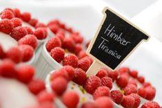 Himbeer Tiramisu für Sweet Table Hochzeiten. Süßes von Zuckerzirkus Oesterreich. Foto: Sandro Zangrando Raspberry, Blog, Fruit, Raspberry Tiramisu, Wedding Pie Table, Raspberries, Celebration, Pies, The Fruit
