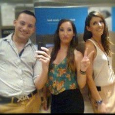 Going out in Isla verde! Partners in crime!! :) Puerto Rico 2012