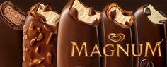 Magnum ice cream – The Russian caviar of ice cream bars!