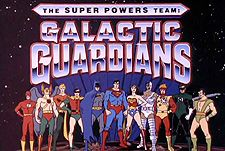 The Super Powers Team: Galactic Guardians Cartoon Episode Guide (1985)