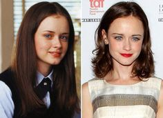 gilmore girls cast then and now - Saferbrowser Yahoo Image Search Results