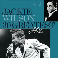 Jackie Wilson - 30 Greatest Hits on 180g Import 2LP
