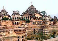 ISKCON Temple, Vrindavan, Uttar Pradesh