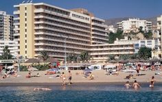 Hotel Sol Don Pablo Torremolinos, Spain  Hard to believe that I was here almost forty years ago, oh what fun we had!!