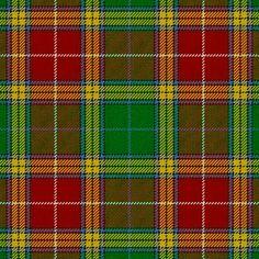 Harper Clan Tartan