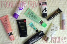 Foundation Friday: Primer/Bases