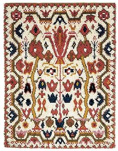 folklore rug from pori, finland Rya Rug, Wool Rug, Textile Texture, Textile Art, Rugs On Carpet, Carpets, Tapestry Weaving, Applique Quilts, Rug Hooking