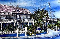 Cayman Islands National Museum by Robert McKendrick