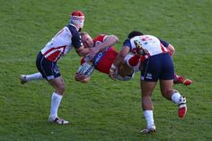 Wales v United States - Rugby League World Cup