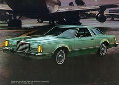 1978 Ford Thunderbird Hardtop