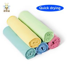 Newest Microfiber Fabric Quick Drying outdoors Sports Swimming Camping Bath Yoga Mat Blanke/shawl/Swimwear