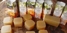 Ingredientes    4 Lt de àgua  1 kg de soda  4 kg de sebo (derretido)  2 lt de óleo usado  4 l...
